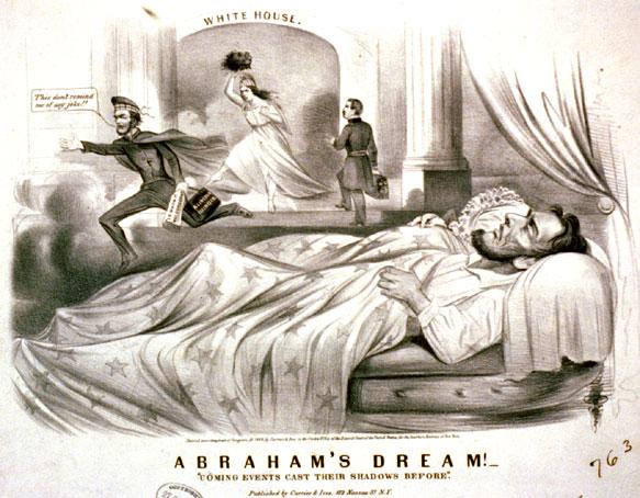 Cartoons Lincoln Amp Churchill