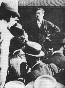 Winston Churchill in Durban, British Cape Colony, 1899