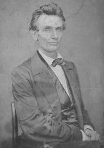 Abraham Lincoln, Photograph: 20 May 1860